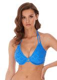 Freya Sundance Halter Bikinitop Blauw_