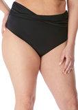 Elomi Magnetic Bikinislip Zwart ES7196BLK