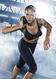 Freya Active Sonic Voorgevormde Sportbh Zwart_